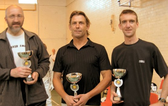 Frisby Fencers winning teams at the County Team Epee Championships.3jpg