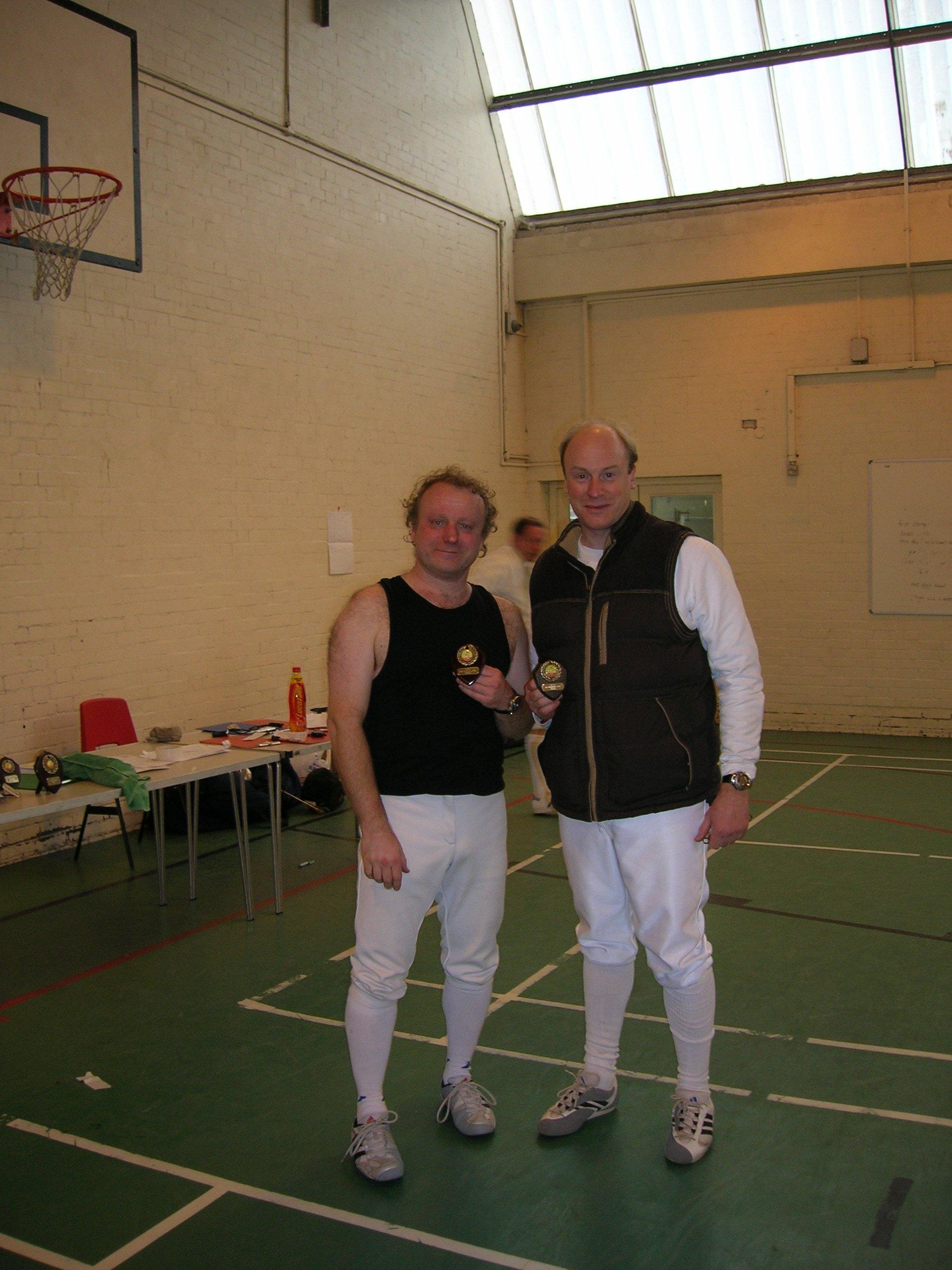 Richard and Roger