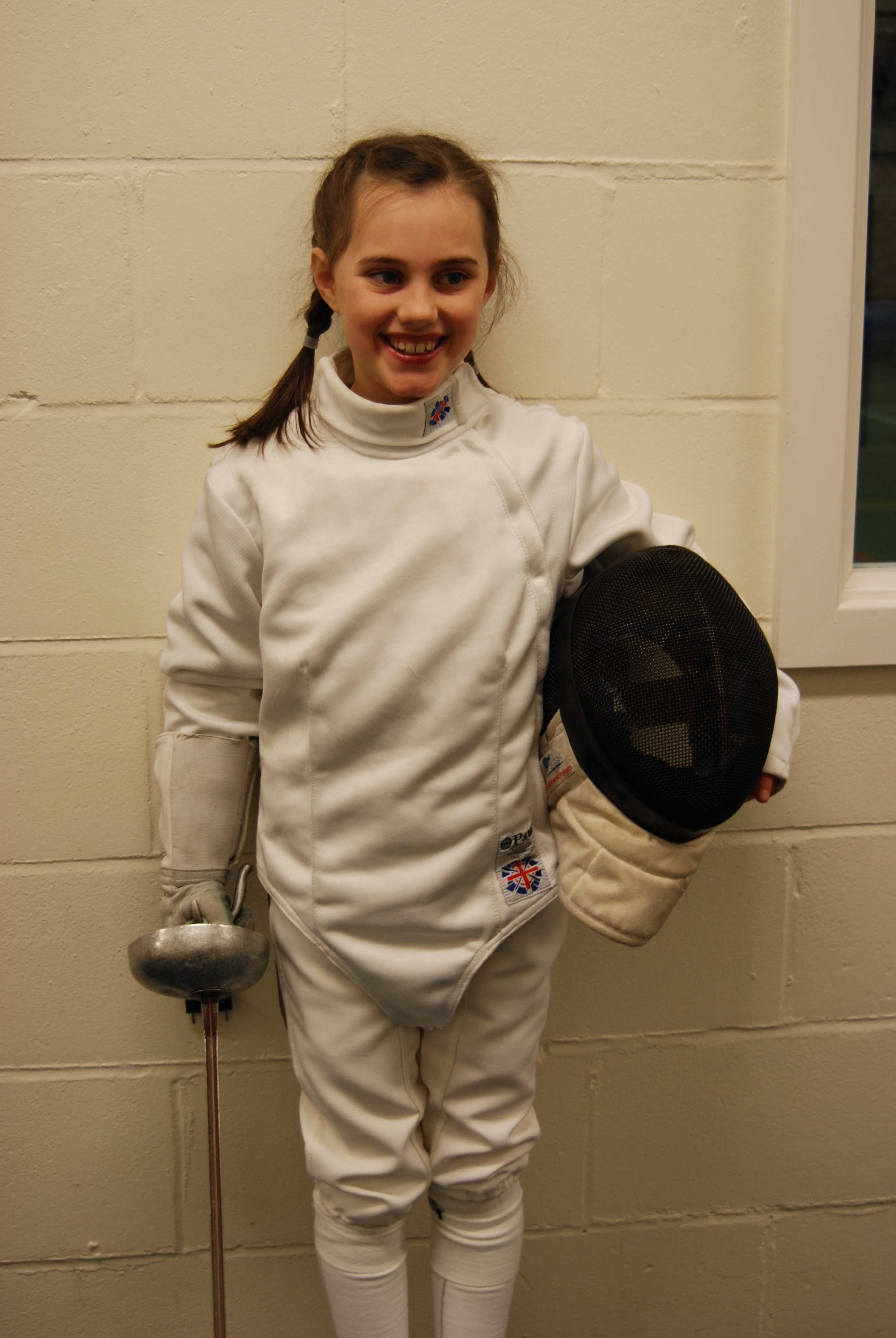 niamh-after-fencing